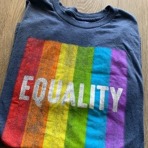 Tops - Equality 🌈 Graphic Tee